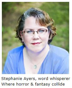 Stephanie Ayers is a writer in horror and fantasy literary genres.  The 13 horror series. Destiny defined fantasy series.