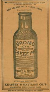 Bromo-caffeine