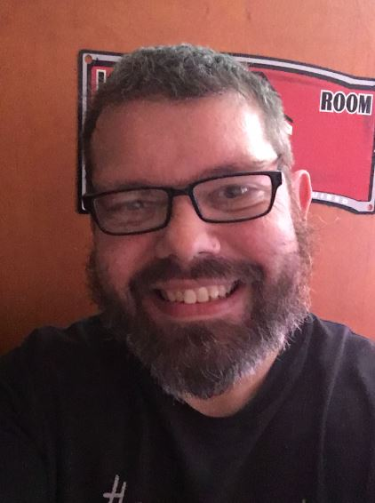 Brian J. Smith, author of Dark Avenues