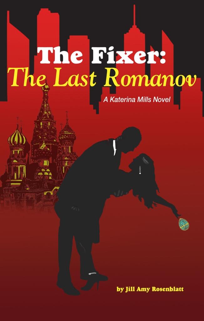 The Fixer: the Last Romanov by Rosenblatt