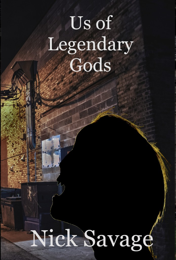 us of legendary gods young adult fiction