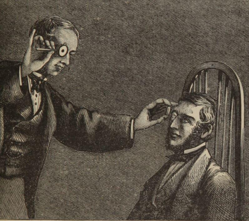 introspective eye exam
